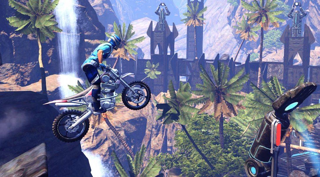 Trials Fusion: Welcome to the Abyss DLC erscheint morgen auf PS4
