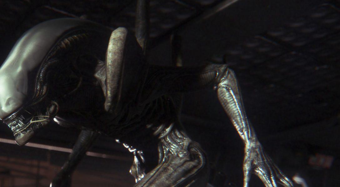 Wie Creative Assembly in Alien: Isolation ein Kultmonster zum Leben erweckt