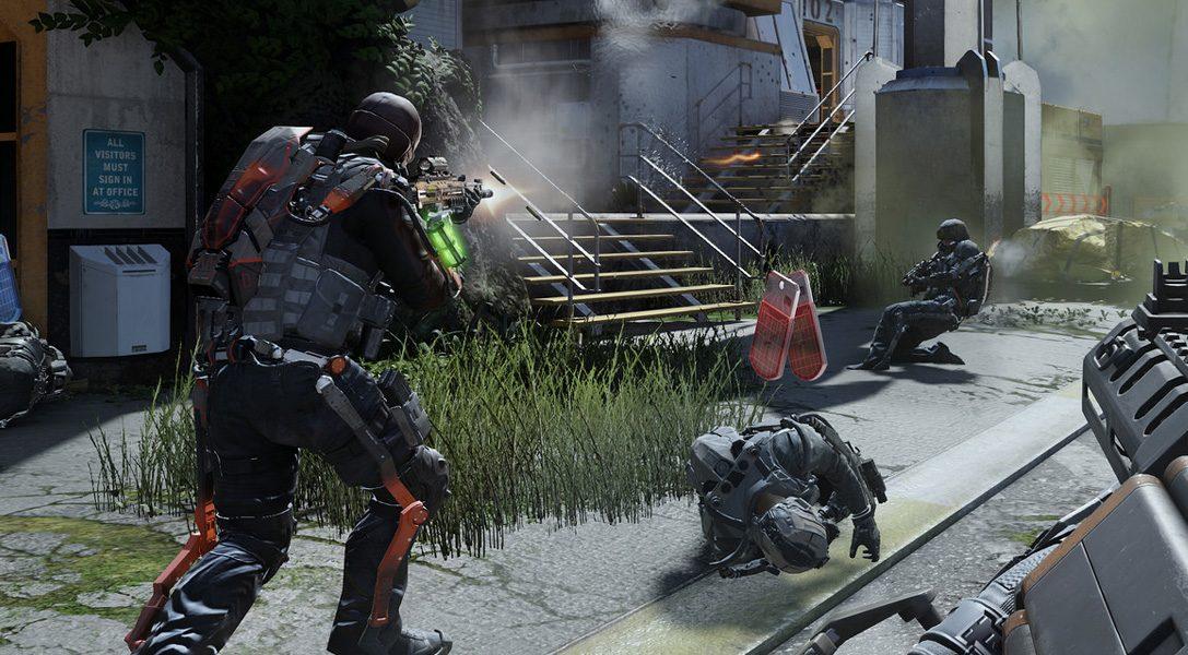 So spielt sich das neue Call of Duty: Advanced Warfare