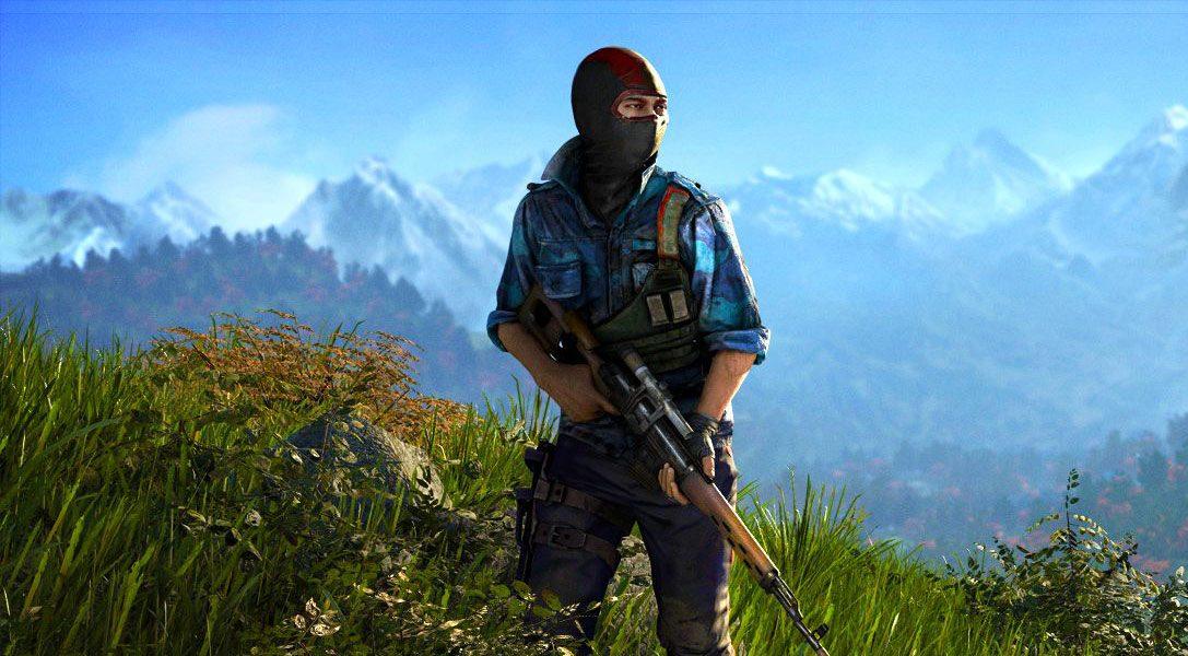 Neuer Far Cry 4-Trailer präsentiert vorhandenes Waffenarsenal