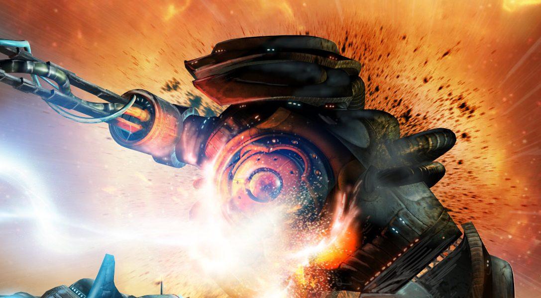 Söldner-X 2: Final Prototype kommt in diesem Winter auf PS Vita