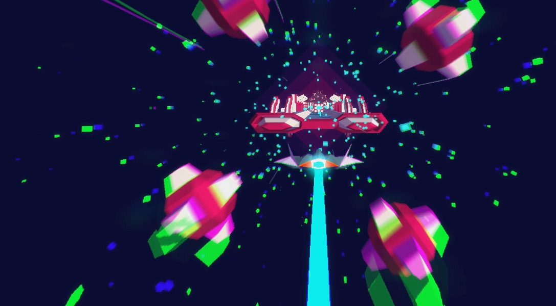 Futuridium EP Deluxe erscheint heute auf PS4/PS Vita