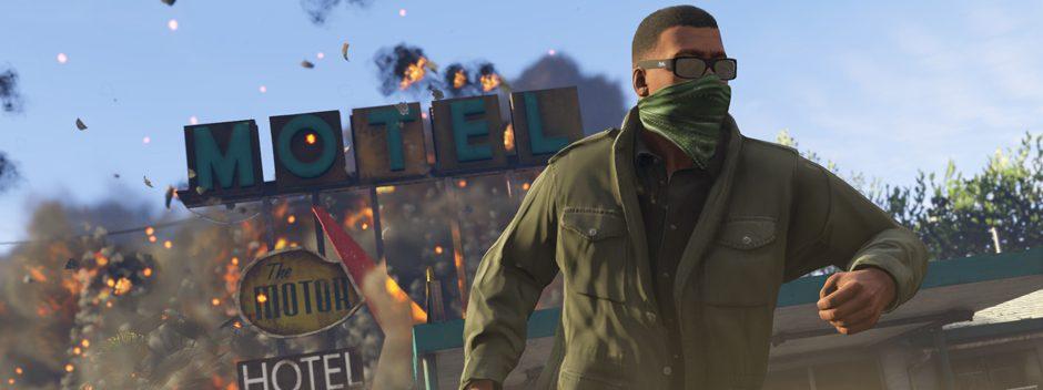Neuer GTA Online-Trailer präsentiert Heist-Koop-Modus