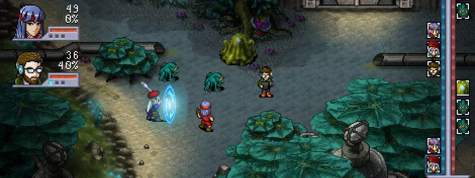 Die Musik hinter dem kommenden Rollenspiel Cosmic Star Heroine für PS4/PS Vita