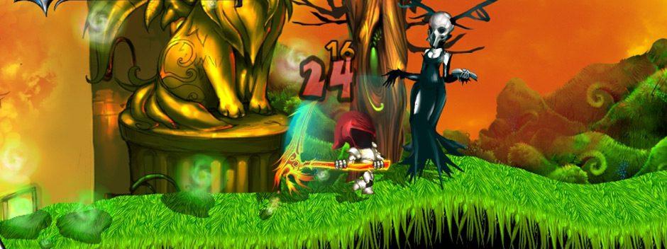 Das exklusive PS Vita-RPG Reaper wurde in Death Tales umbenannt