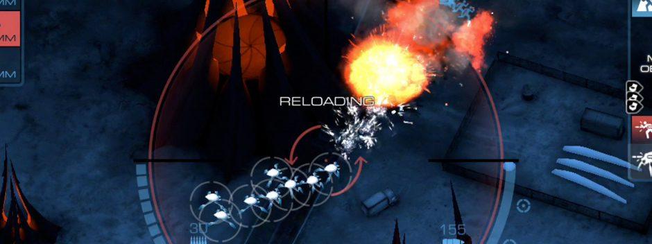 Top-Down-Shooter Gunship X erscheint 2015 auf PS4