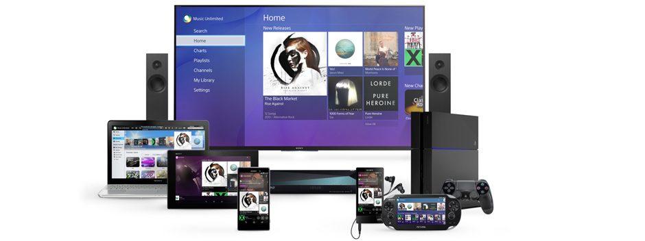 Music Unlimited erobert den PlayStation Store