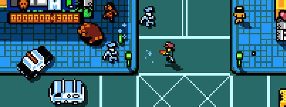 Retro City Rampage: DX stürmt diese Woche auf PS4, PS3 & PS Vita