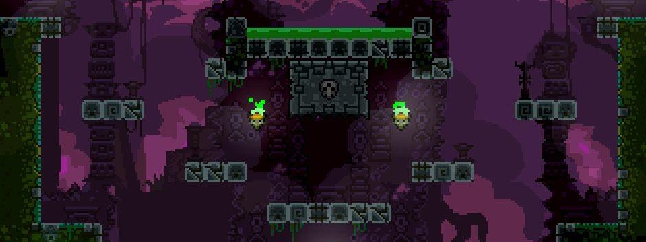 TowerFall Dark World Erweiterung erscheint Anfang 2015 auf PS4