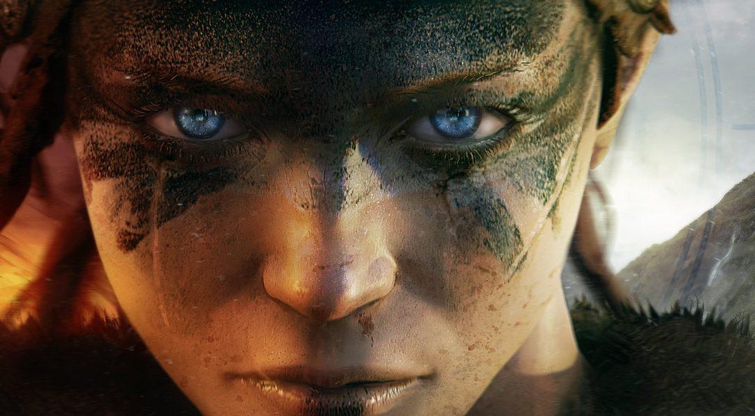 Die Entstehung des Hellblade-Covers für das PlayStation Official Magazine