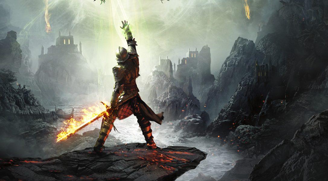 Dragon Age: Inquisition erscheint heute auf PS4, PS3