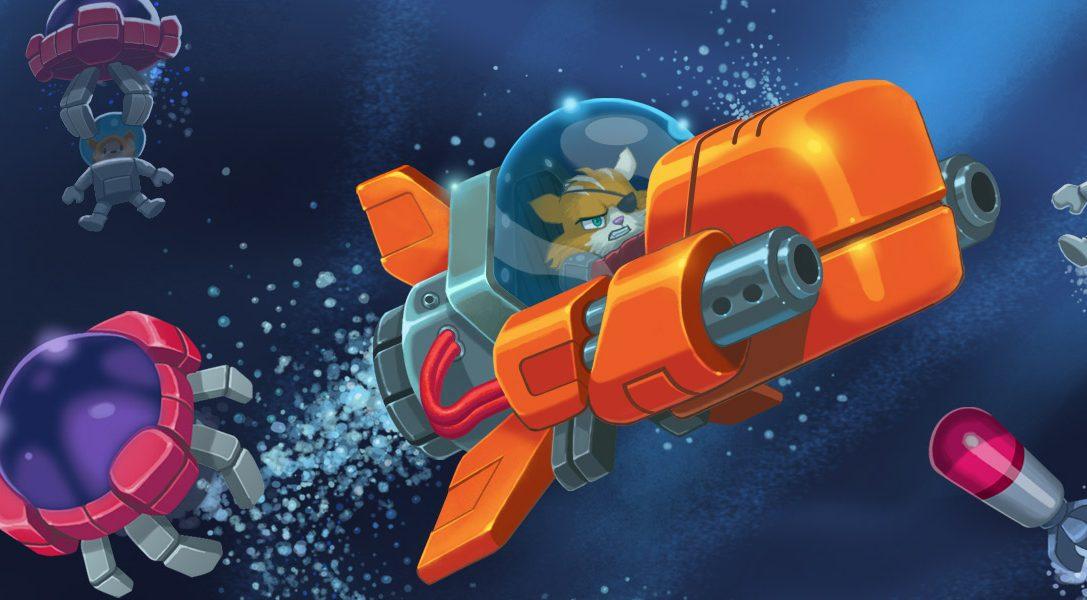 Aqua Kitty – Milk Mine Defender DX ist bald für PS4 und PS Vita erhältlich