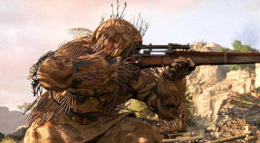 Sniper Elite 3 bekommt morgen neue Features und Inhalte – ohne zusätzliche Kosten