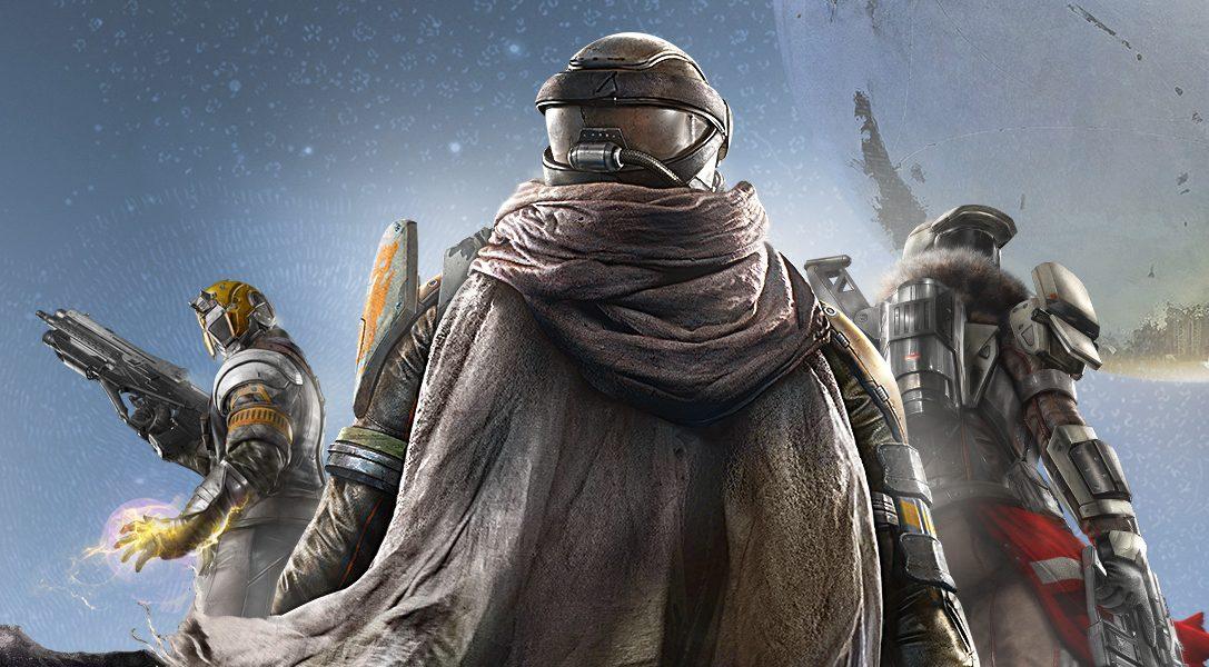 Am Mittwoch erscheint Destiny-Demo für PS4 und PS3