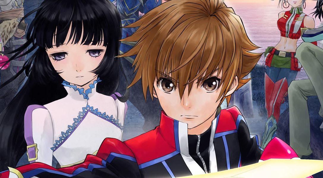 Tales of Hearts R öffnet heute seine Abenteuer auf PS Vita