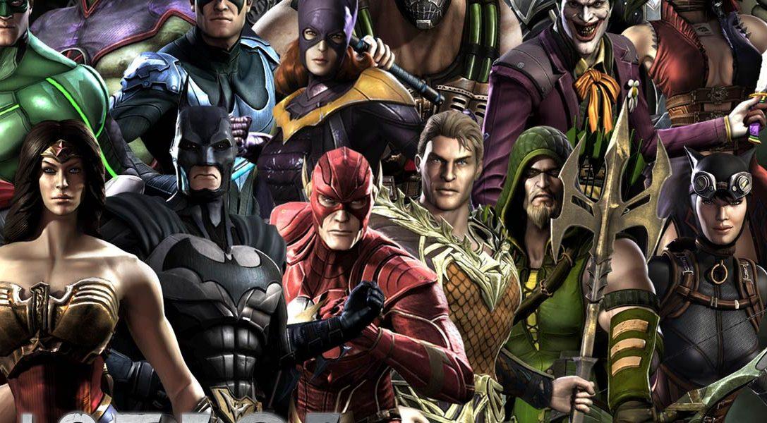 PlayStation Plus im Dezember: Injustice: Götter unter uns, Hitman, Deadly Premonition und mehr