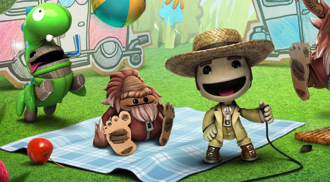 Bestellt die LittleBigPlanet 3 Extras Edition jetzt bei Amazon.de