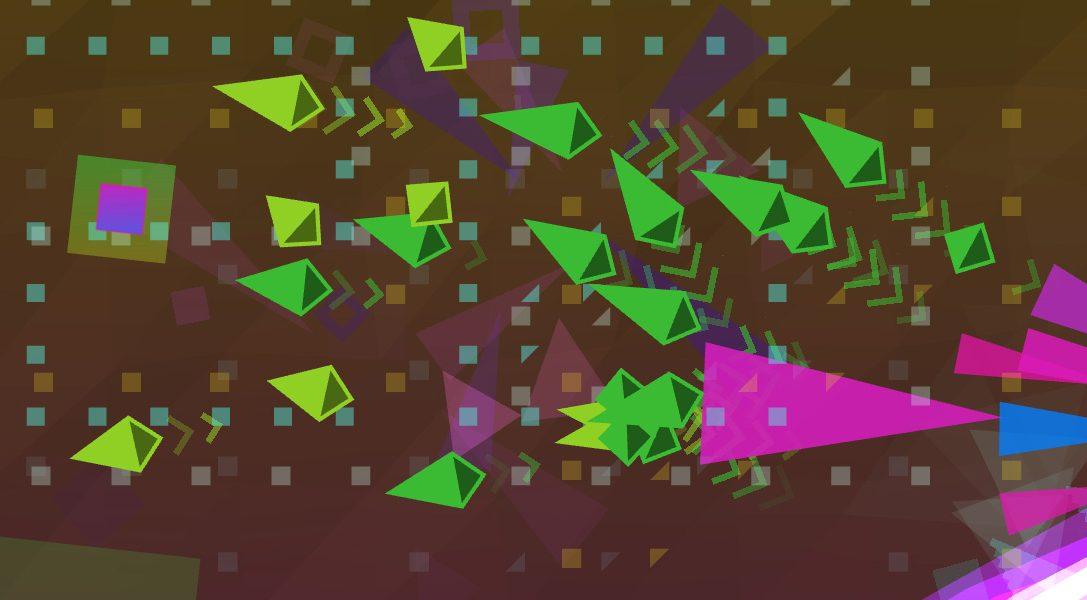 Das temporeiche Shoot 'em Up We Are Doomed erscheint für PS4, PS Vita