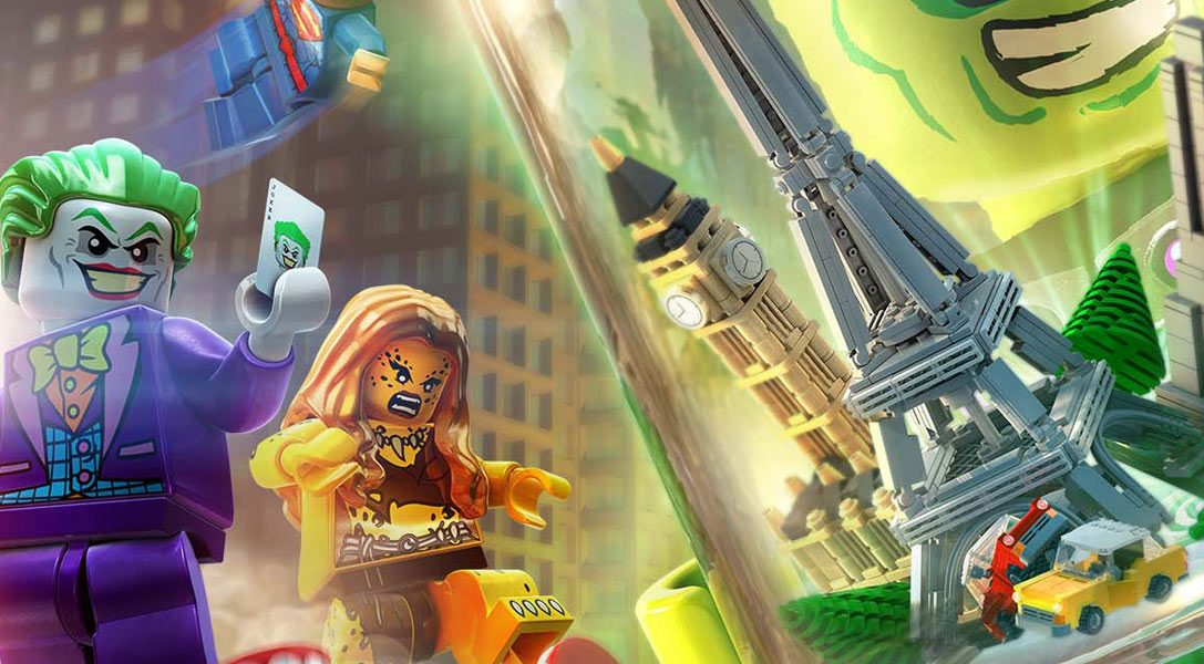Neu im PlayStation Store: LEGO Batman 3, PES 2015, Assassin's Creed und mehr