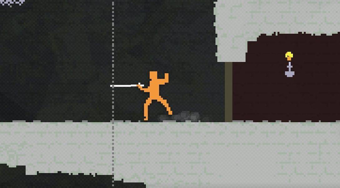 Nidhogg erscheint heute auf PS4 und PS Vita