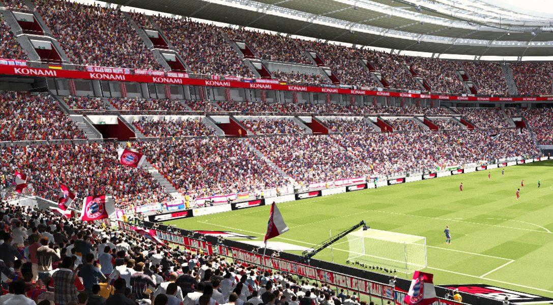 PlayStation LIGA startet die Pro Evolution Soccer 2015-Saison!