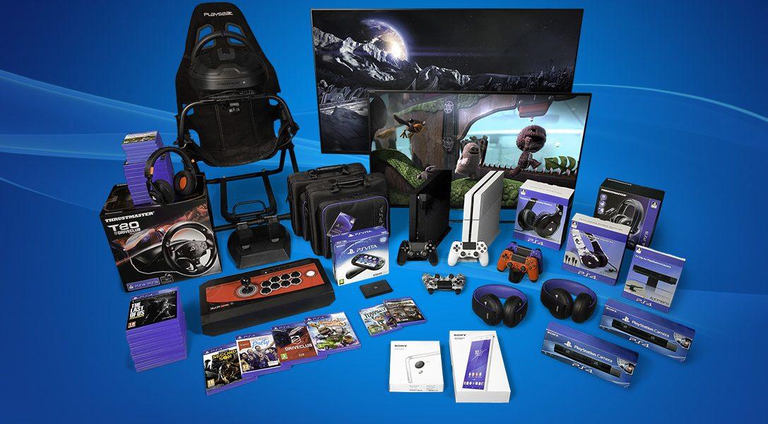 Gewinnt das ultimative PlayStation-Paket