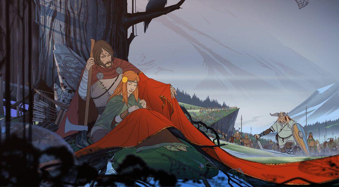 The Banner Saga, Armikrog, Kyn & Toren – alle bestätigt für PS4