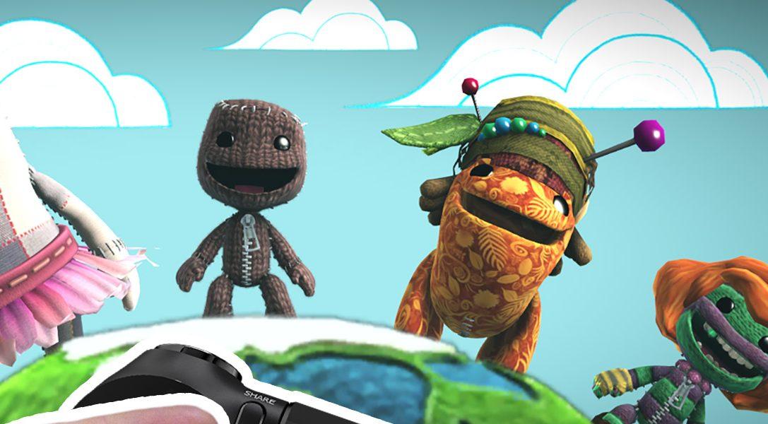 Was macht man am besten in der ersten Woche in LittleBigPlanet 3