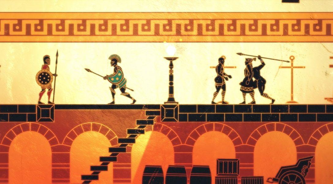 Der von der Mythologie inspirierte Side-Scroller Apotheon erscheint im Januar 2015 für PS4