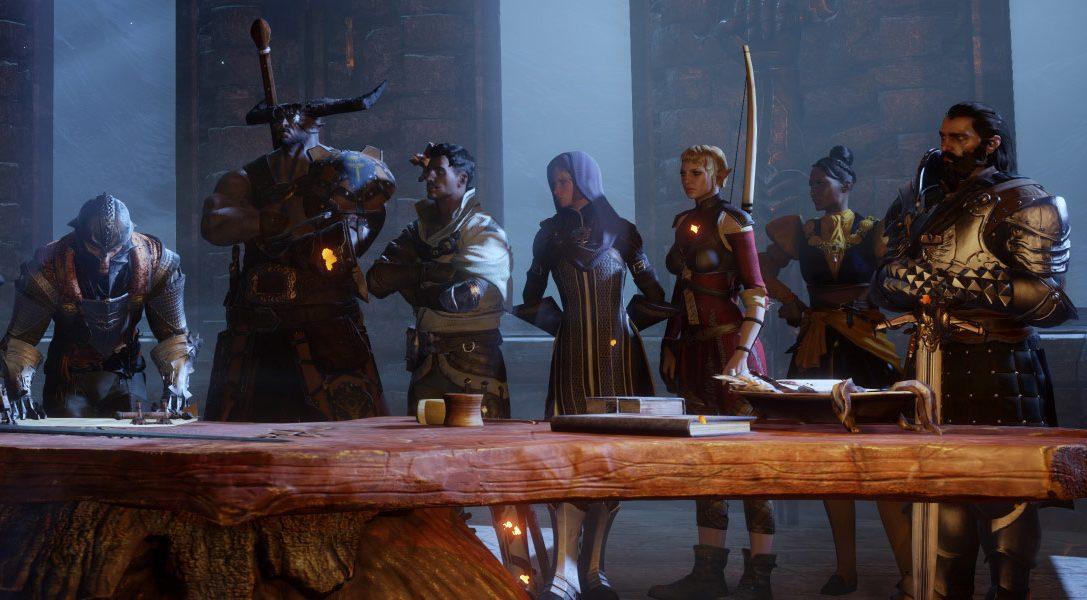Wie Dragon Age: Inquisition Reihen-Neulingen das Leben erleichtert