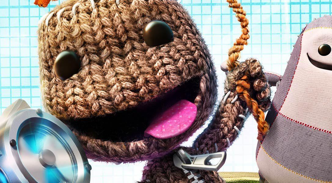 Gewinnt ein PlayStation 4-System, LittleBigPlanet 3 und jede Menge Sackboy-Extras