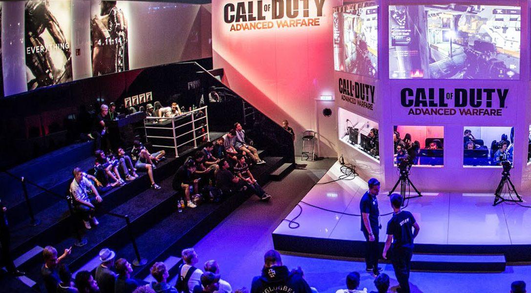 Call of Duty: Advanced Warfare jetzt in deiner PlayStation LIGA!