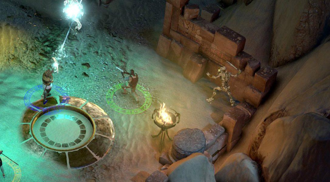 Lara Croft und der Tempel des Osiris angespielt