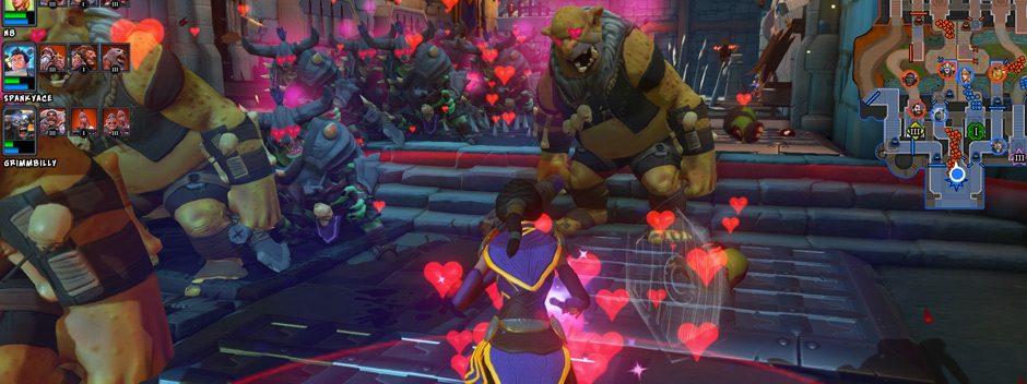 Orcs Must Die! Unchained erobert die PS4 in 2015.