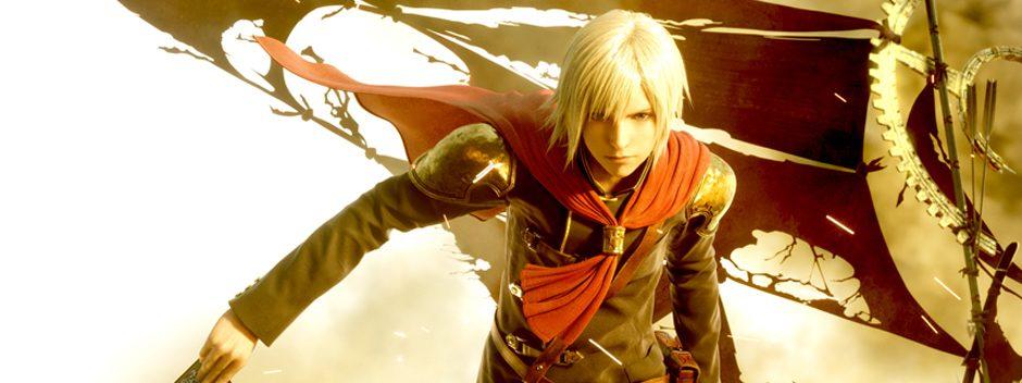 Schöne Feiertage wünscht das Team hinter Final Fantasy