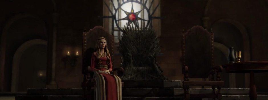 Seht euch den Game of Thrones: A Telltale Games Series Launch-Trailer an