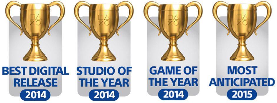 "Voting zu den PlayStation Blog ""Game of the Year-Awards"" 2014 eröffnet"