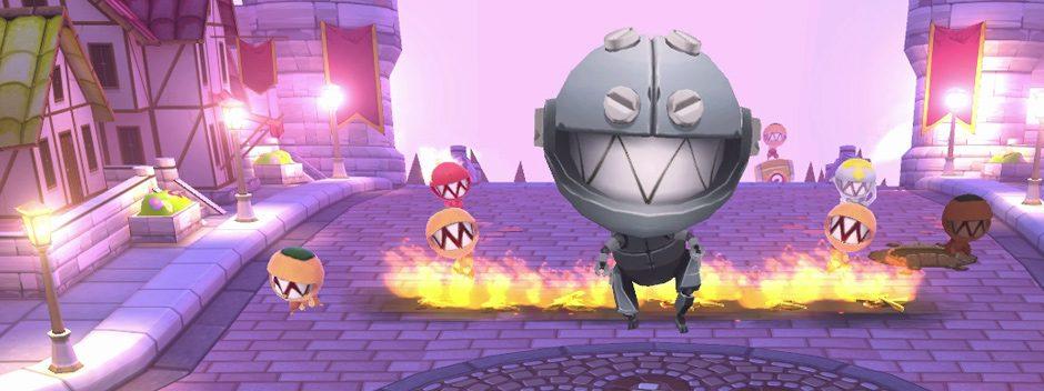 Action Castle Defence Game Krinkle Krusher für PS4, PS3 & PS Vita angekündigt