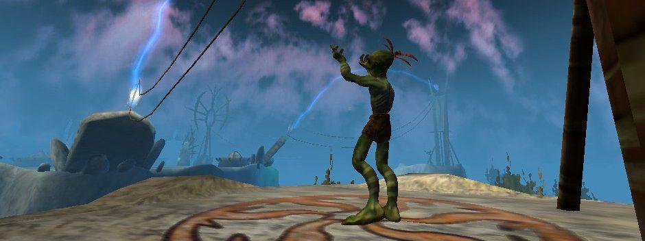 Oddworld: Munch's Oddysee HD kommt diese Woche auf PS Vita