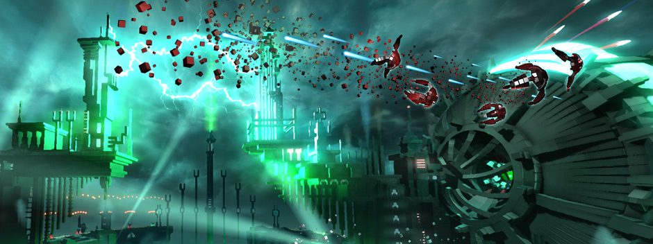 Neu im PlayStation Store: Resogun, Oddworld: Munchs Oddysee, Switch Galaxy Ultra und mehr
