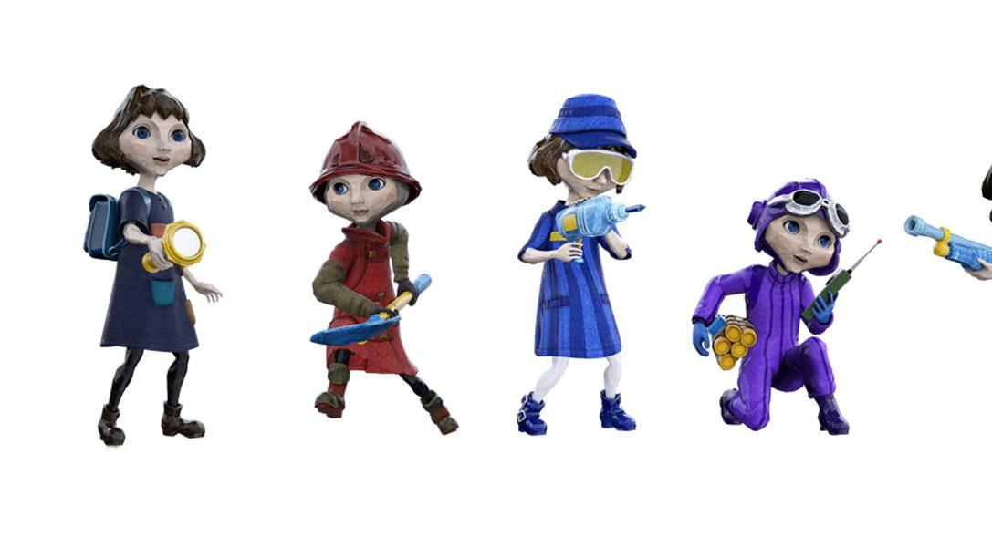 """Neue """"The Tomorrow Children""""-Videos präsentieren das Gameplay"""