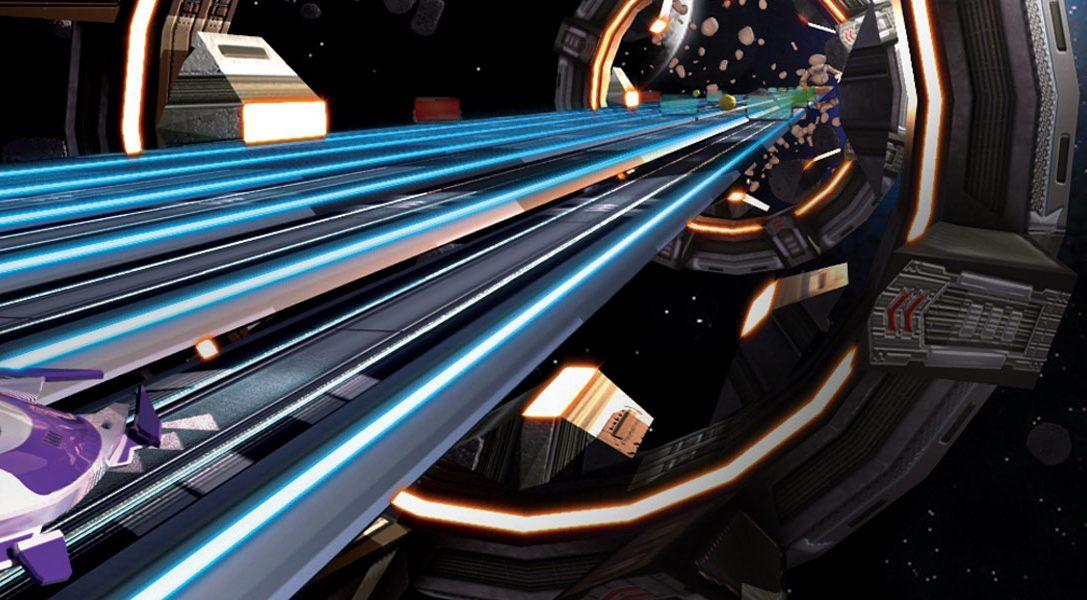 Switch Galaxy Ultra – ein Racer für schnelle Finger – erscheint heute auf PS4 und PS Vita
