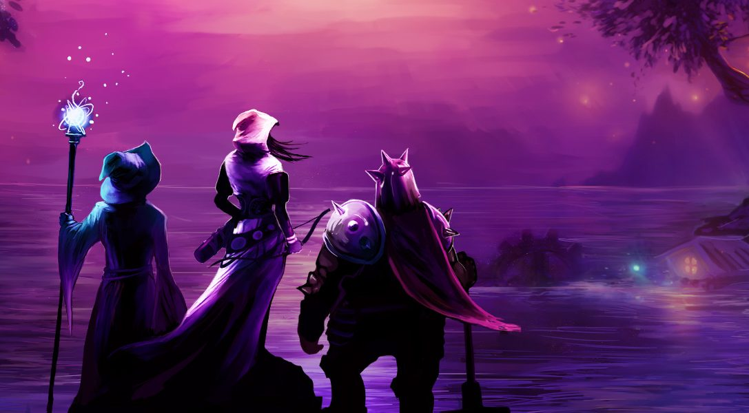 Trine Enchanted Edition erscheint diese Woche für PS4