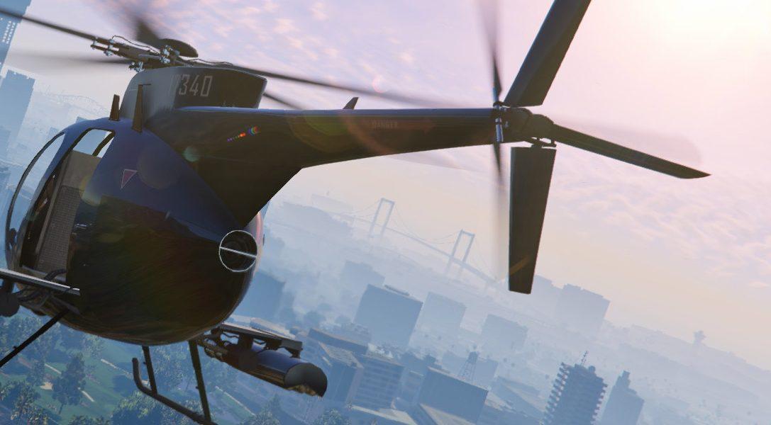 PlayStation-Charts, November: GTA V, Call of Duty und Assassin's Creed debütieren