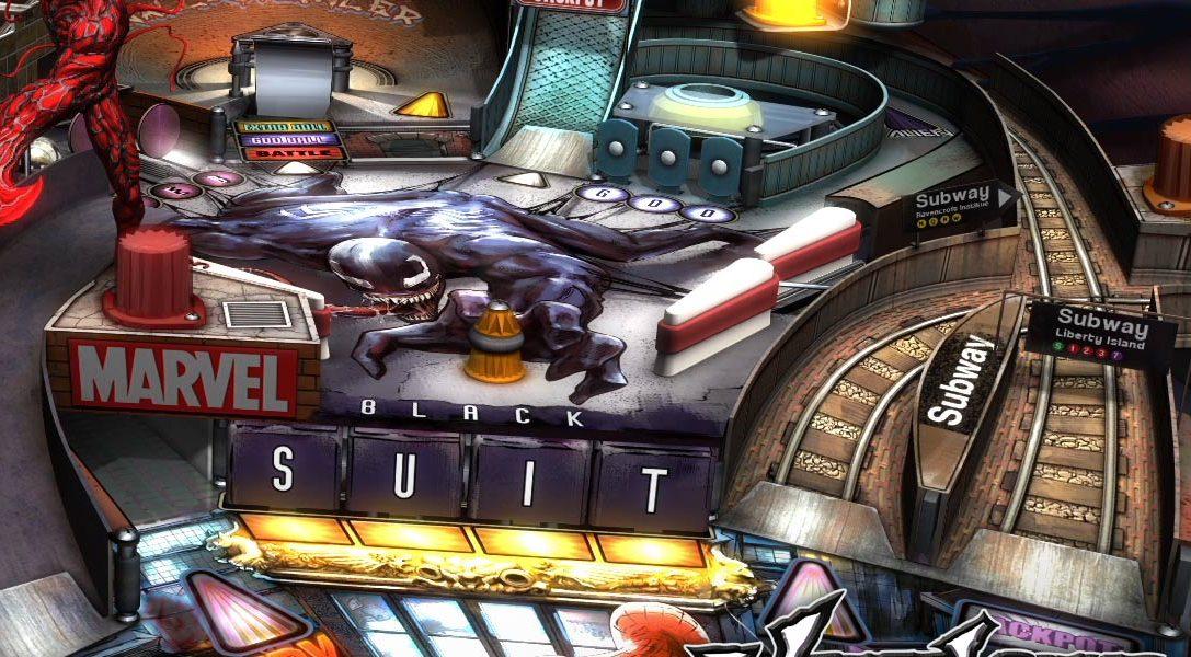 Venom-Tisch für Zen Pinball 2 erscheint morgen