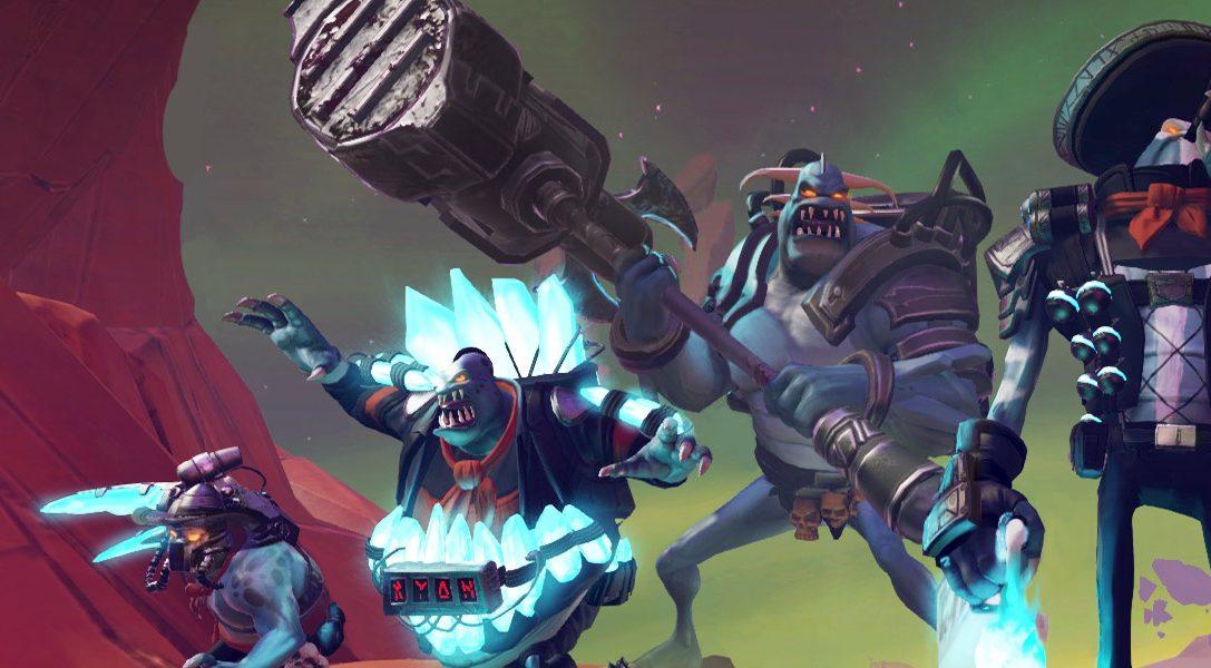 Free-to-play Shooter Loadout erscheint am 17. Dezember auf PS4