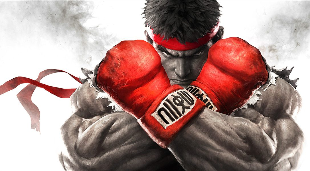 Street Fighter V-Konsolenversion exklusiv auf der PS4