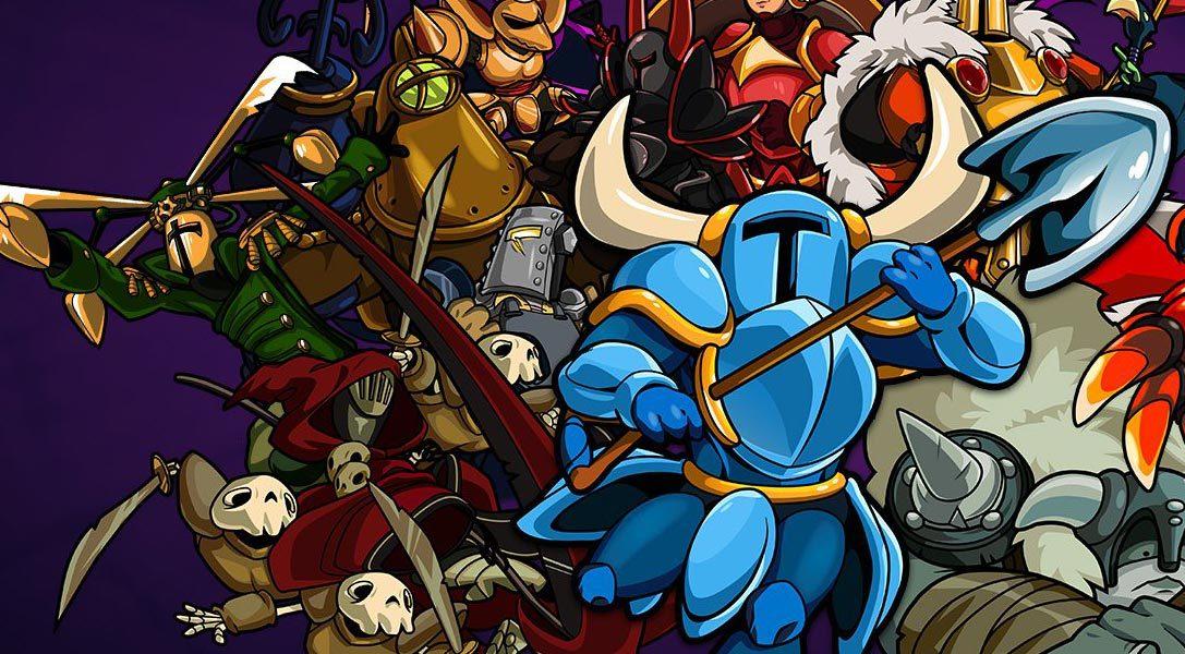 Shovel Knight bahnt sich seinen Weg auf PS4, PS3 und PS Vita