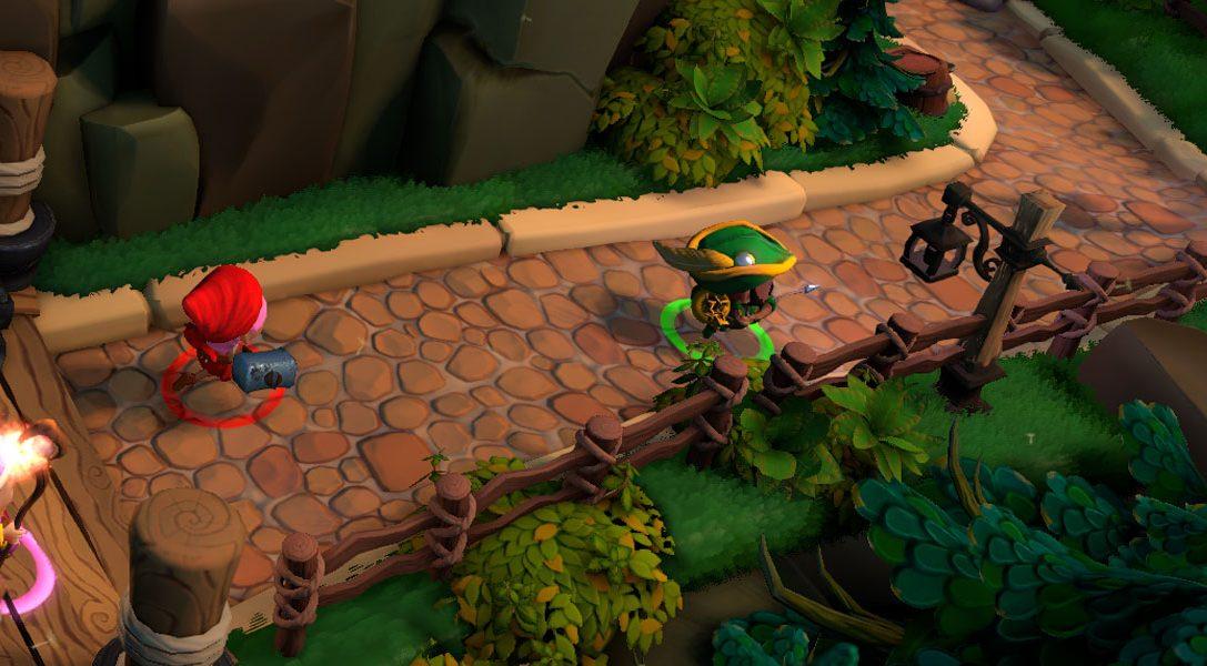 Fat Princess Adventures für PS4 angekündigt