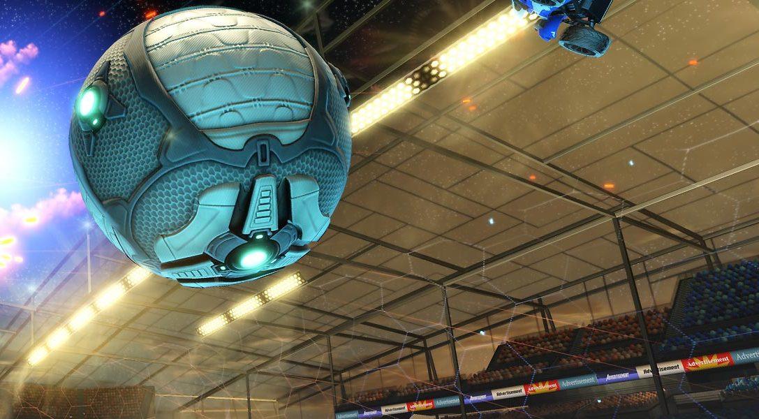 Rocket League für PlayStation 4 angekündigt
